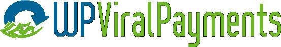 wpViralPayments Logo Horizontal Medium